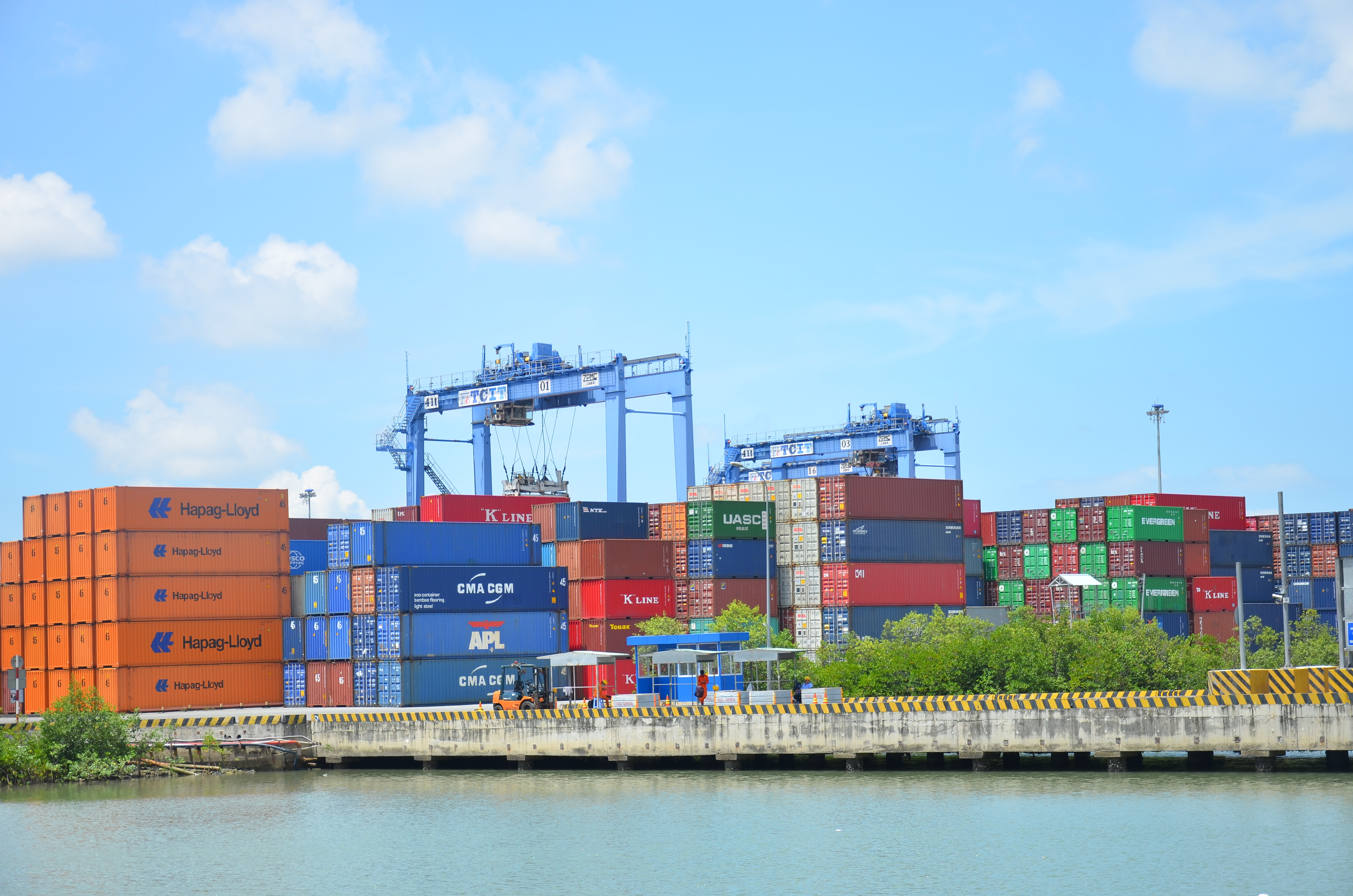 Important notice of new association between TCIT and SP-ITC International Container Terminal