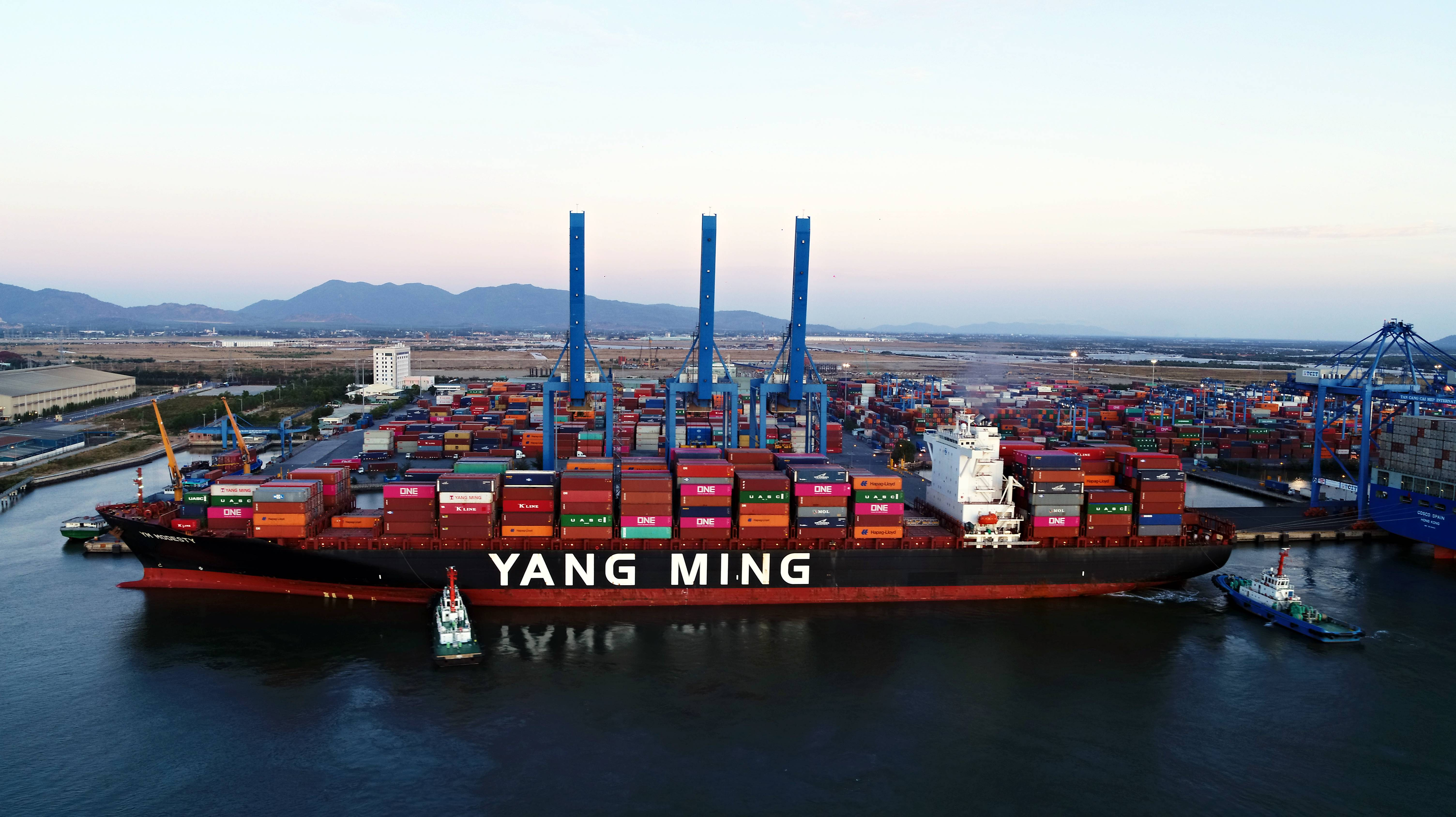 Maritime News Update Week 11/2019   Tan Cang – Cai Mep