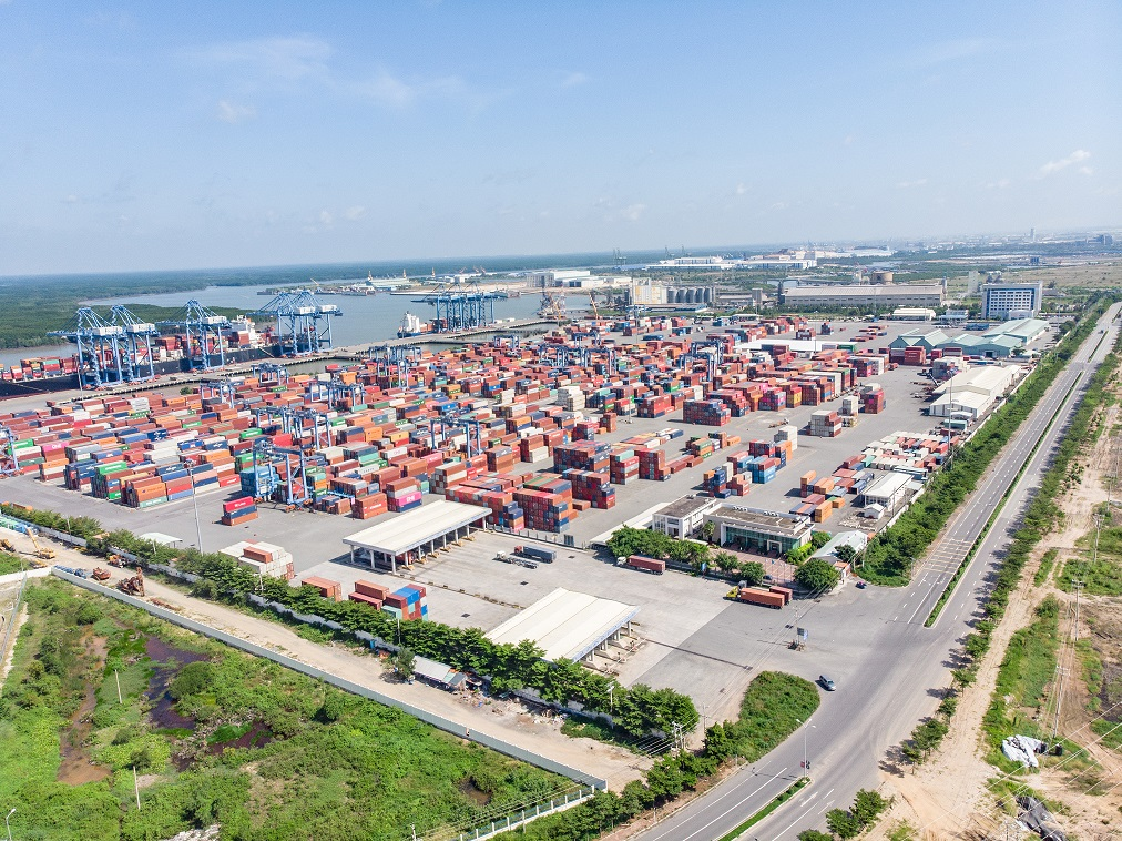 TCIT set the record of 1 million Teus of throughput three years in a row