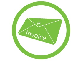 Announcement of e-invoice issuance